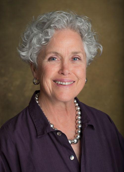 Photograph of Patsy K. Schiff